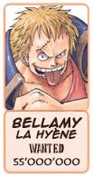 Bellamy La Hyene