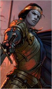 Shireen Baratheon.
