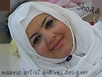 shoaa makeup