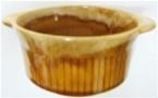 1116 Eared Soup Bowl 10.5.71