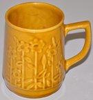 1149 Flower Border Coffee Mug 1.6.72