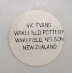 evans, vic sticker