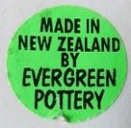 evergreen pottery