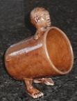 te rona #17 maori man mug