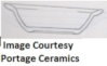 Bristile Vitrified Ware 7600 - 7899 761210