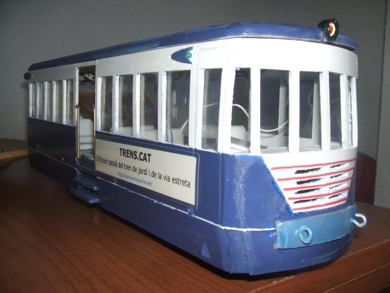 Automotor trenet de la Marina Mallet73