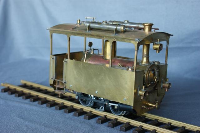 loco tramvia Bantren