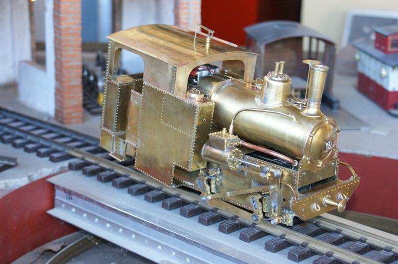 locomotora cremallera Bantren