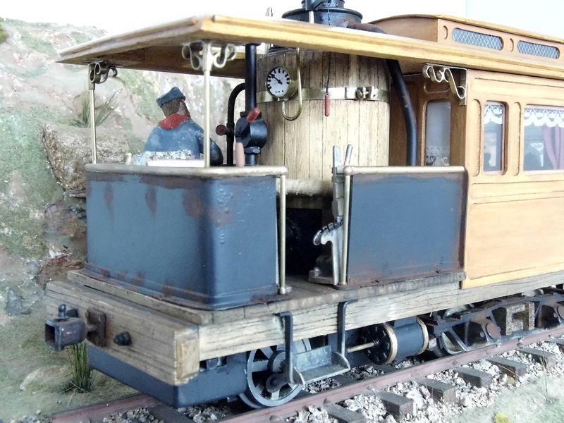 Président Steam Car