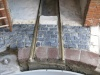 Detalls del dipòsit de màquines de Carbonelles