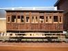 Cotxe anglès del tren d'Olot