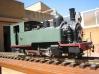 Locomotora St Leonard del tren d'Olot