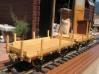 Vagó plataforma del tren d'Olot