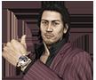 Akiyama Thumbs Up