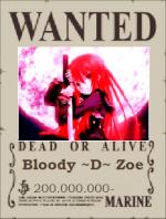 Bloody D. Zoe