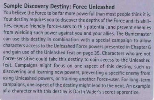 Why Starkiller's Lightning Clash against Sheev at the end of TFU isn't an Unleashed/Destiny feat Galen_13