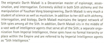 Darth Wyyrlok III Respect Thread Maladi12