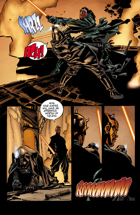 SS - Starkiller (ArkhamAsylum3) vs Qui-Gon Jinn (Meatpants) Maul_v23
