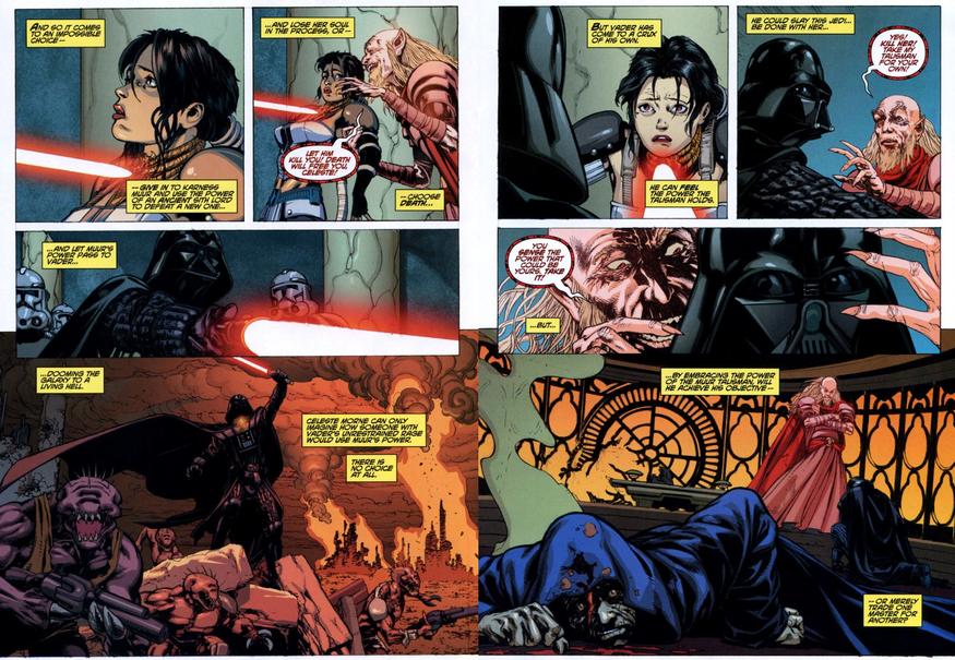 SS - Ajunta Pall (Cheth) vs Cade Skywalker (ArkhamAsylum3) Muur_i10