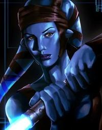 Jedi Master Aayla Secura