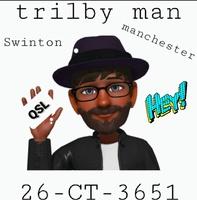 Trilby man