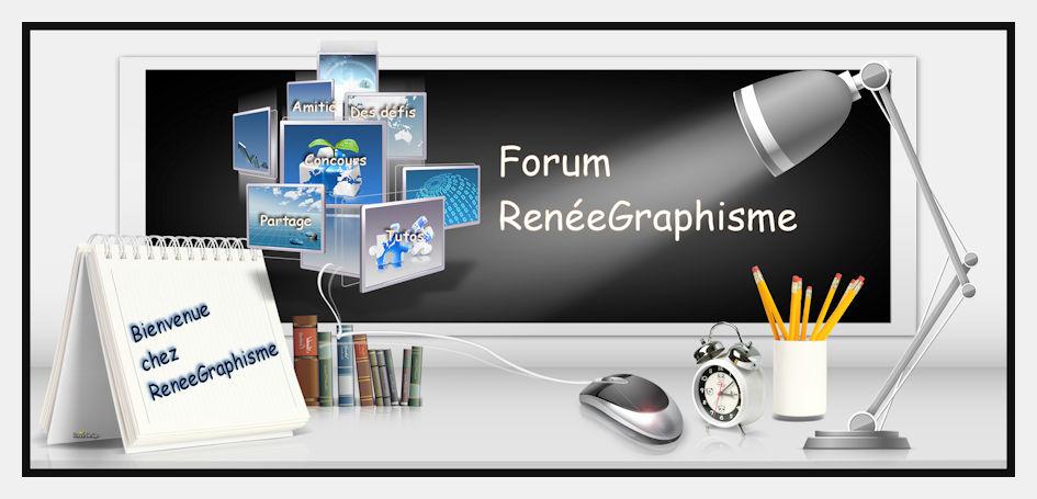Bienvenue chez Renée Graphisme