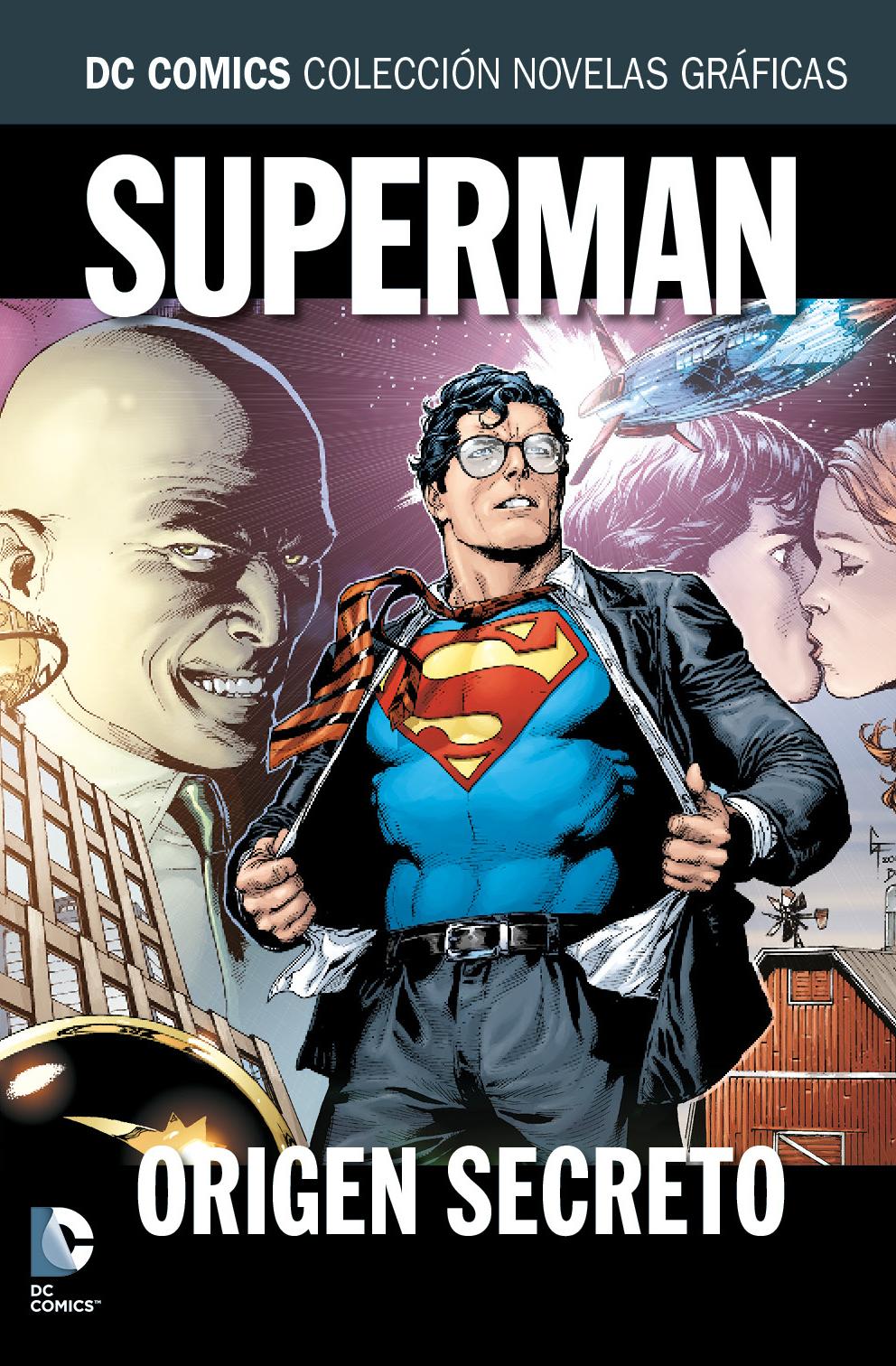 [DC - Salvat] La Colección de Novelas Gráficas de DC Comics  - Página 6 Origen_Secreto