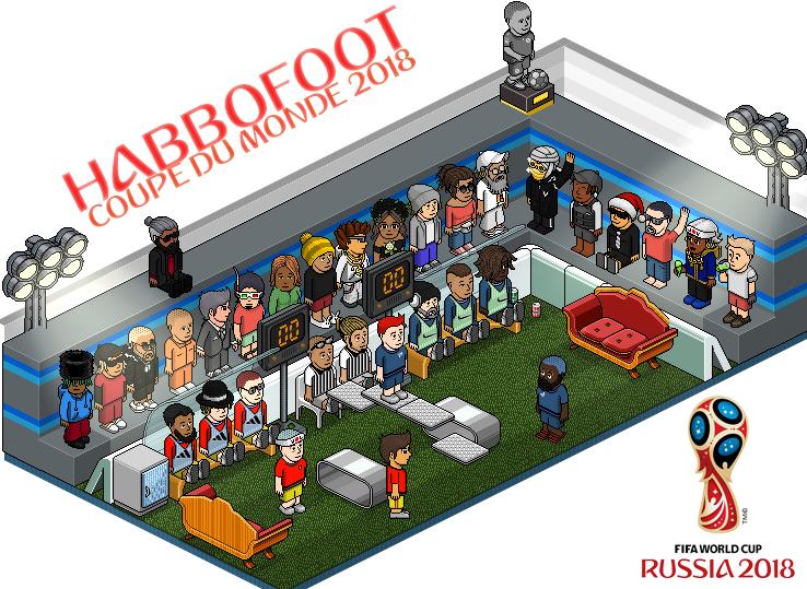 Forum officiel du Habbo Foot HabboFoot