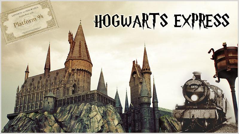 Hogwarts Express 2010