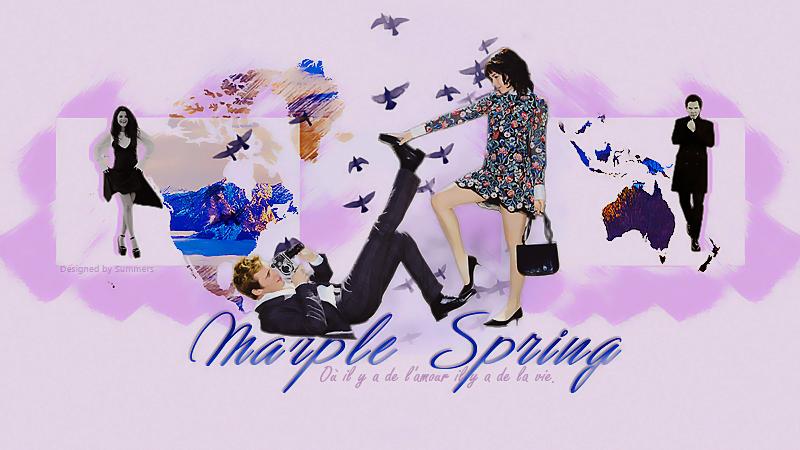 Marple Spring