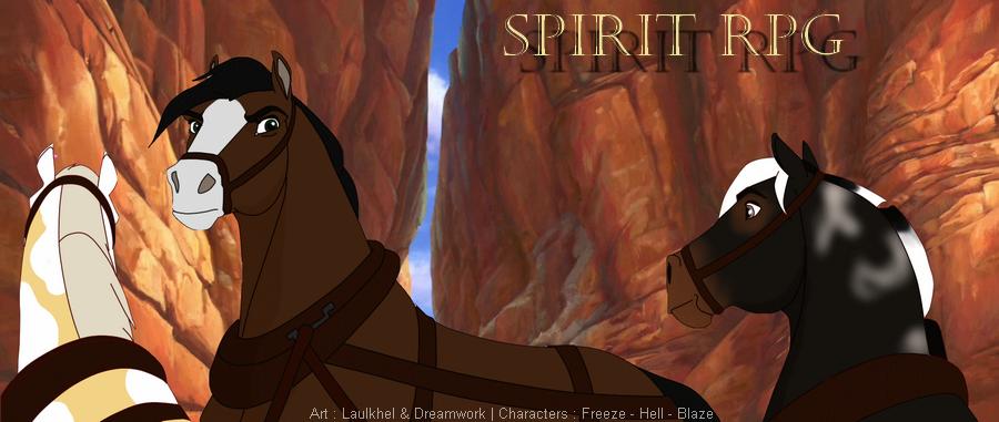 Spirit RPG