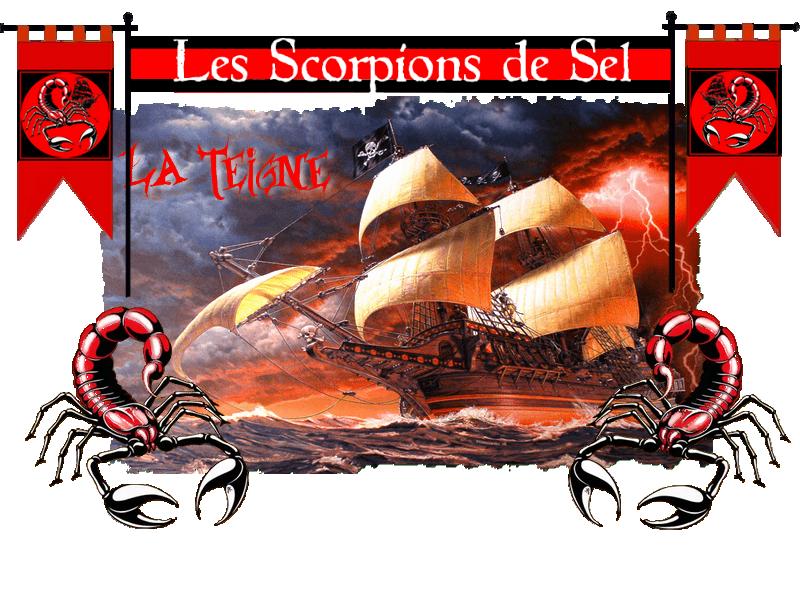 Les Scorpions de Sels