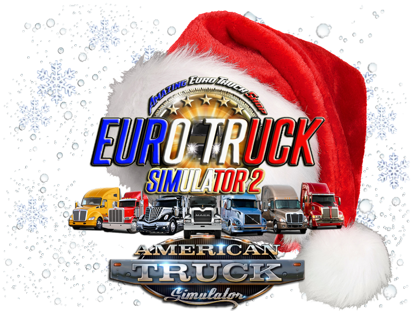 Amazing Euro Truck Shop Simulation
