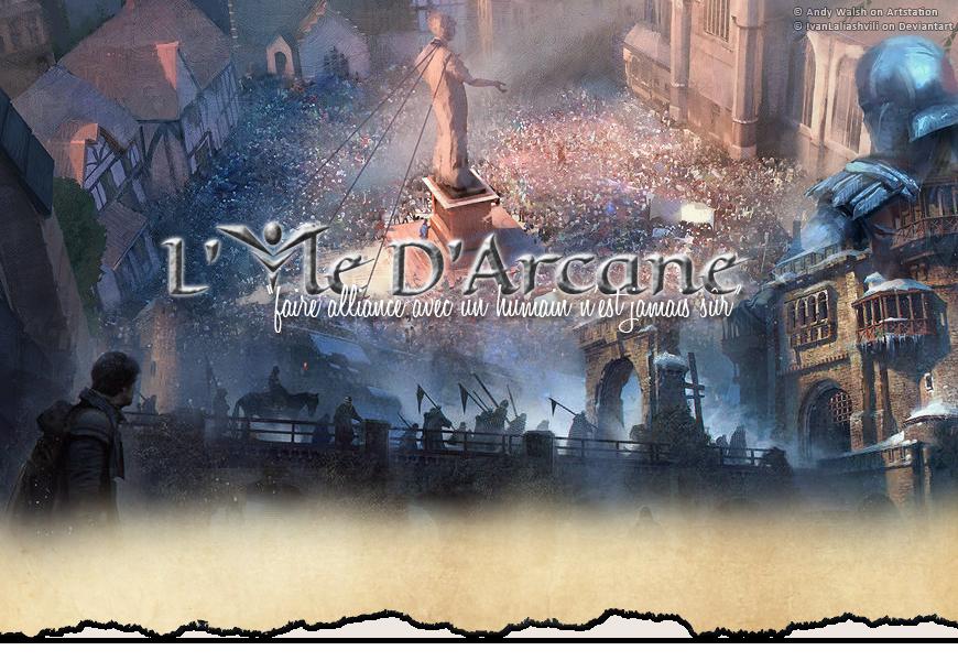 L'ile d'Arcane - Forum RPG