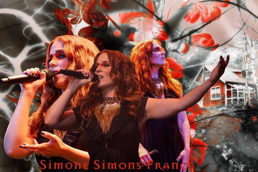 Simone Simons France