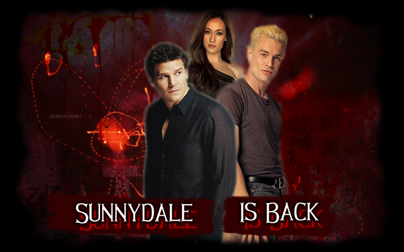 Sunnydale is back
