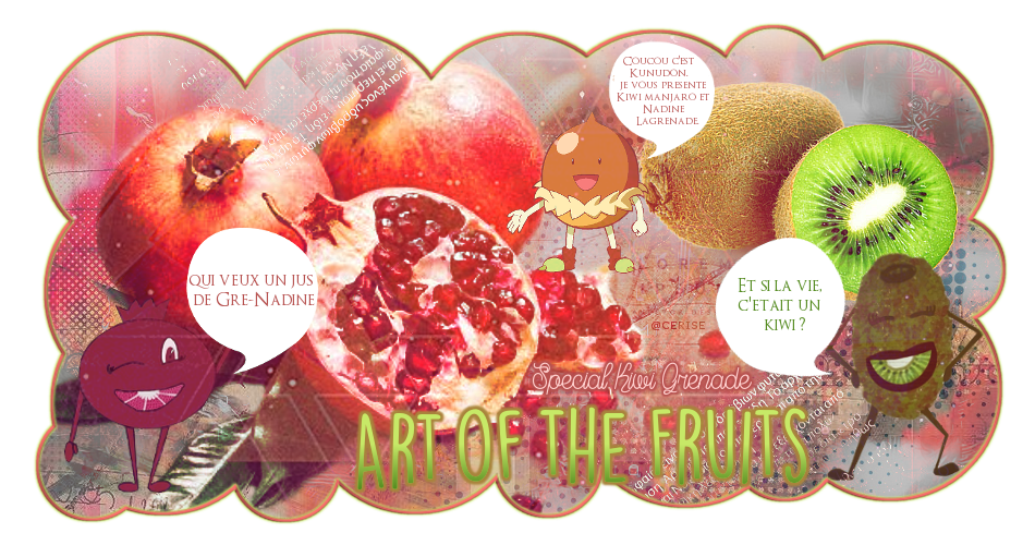 Art of The Fruits