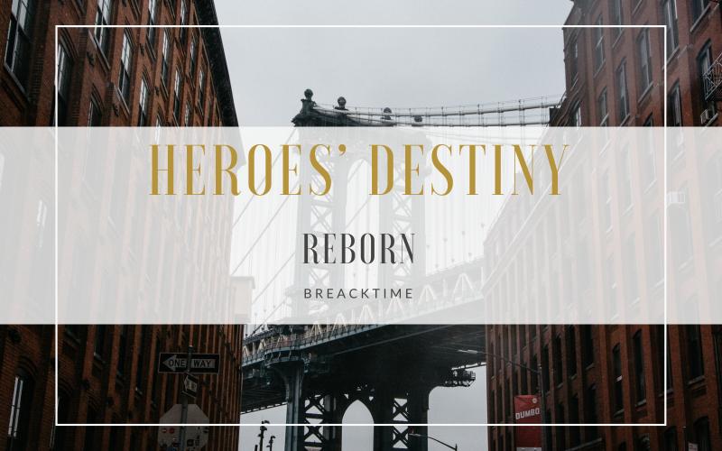 Heroes' Destiny